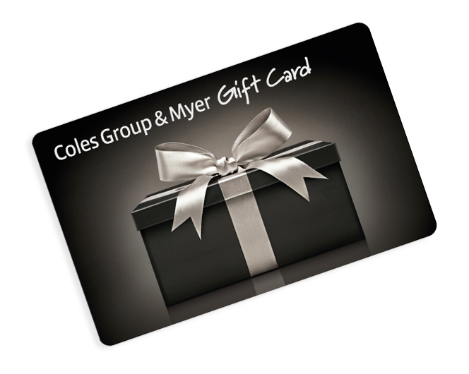 Coles Group Gift Card