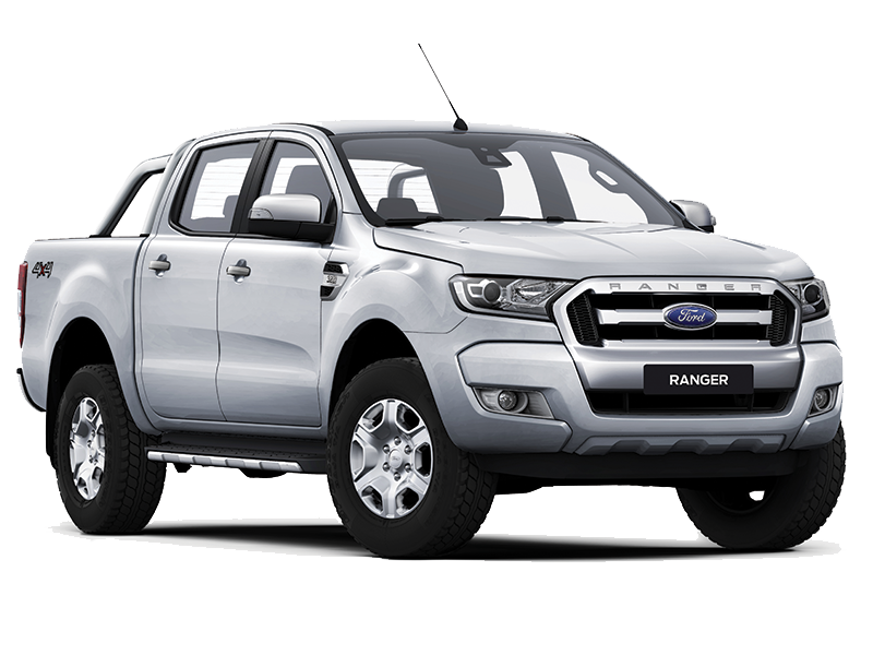 Ford Ranger XLS 3.2 4x4 Dual Cab Manual