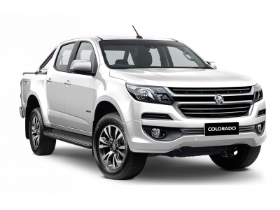 Holden Colorado LTZ 4×4 Crew Cab P/U Manual