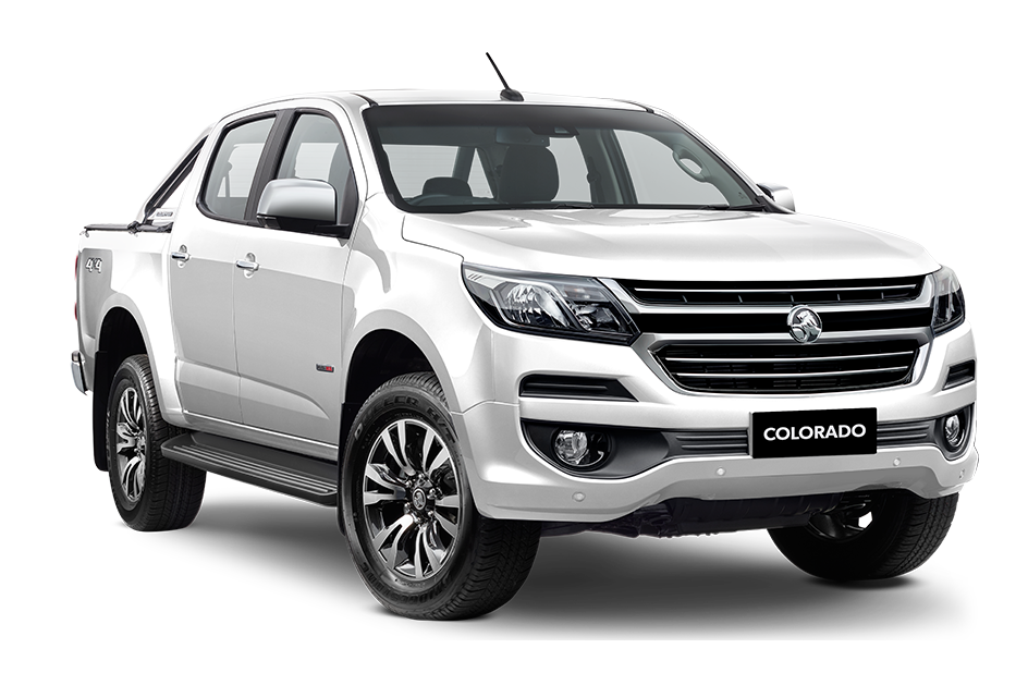 Holden Colorado LTX 4x4 Crew Cab P:U Manual