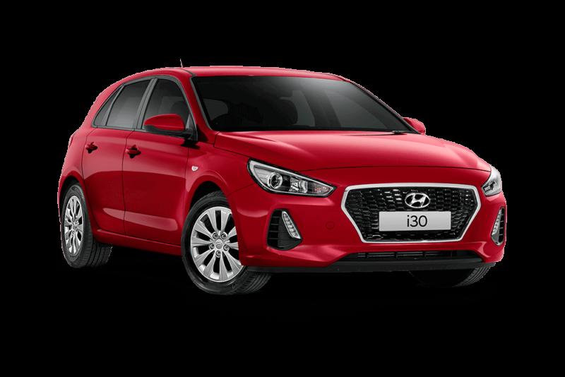Wspaniały Hyundai i30 Active Hatch Auto • Easi | Novated Lease & Fleet QQ71
