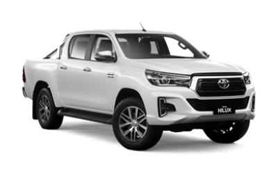 Toyota Hilux SR5 4×4