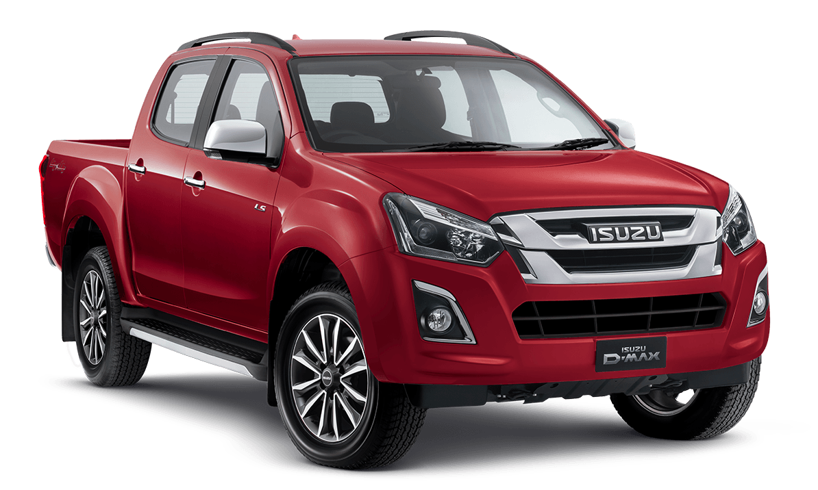 Isuzu D Max - One of the best tradie cars