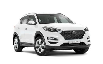 Hyundai Tucson Active X (FWD)