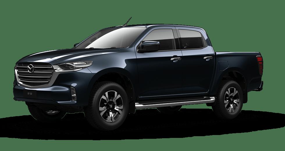 Best Tradie Ute 2021 - Mazda BT-50 XTR